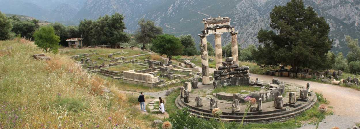 Excursions Sites Antiques de Grèce