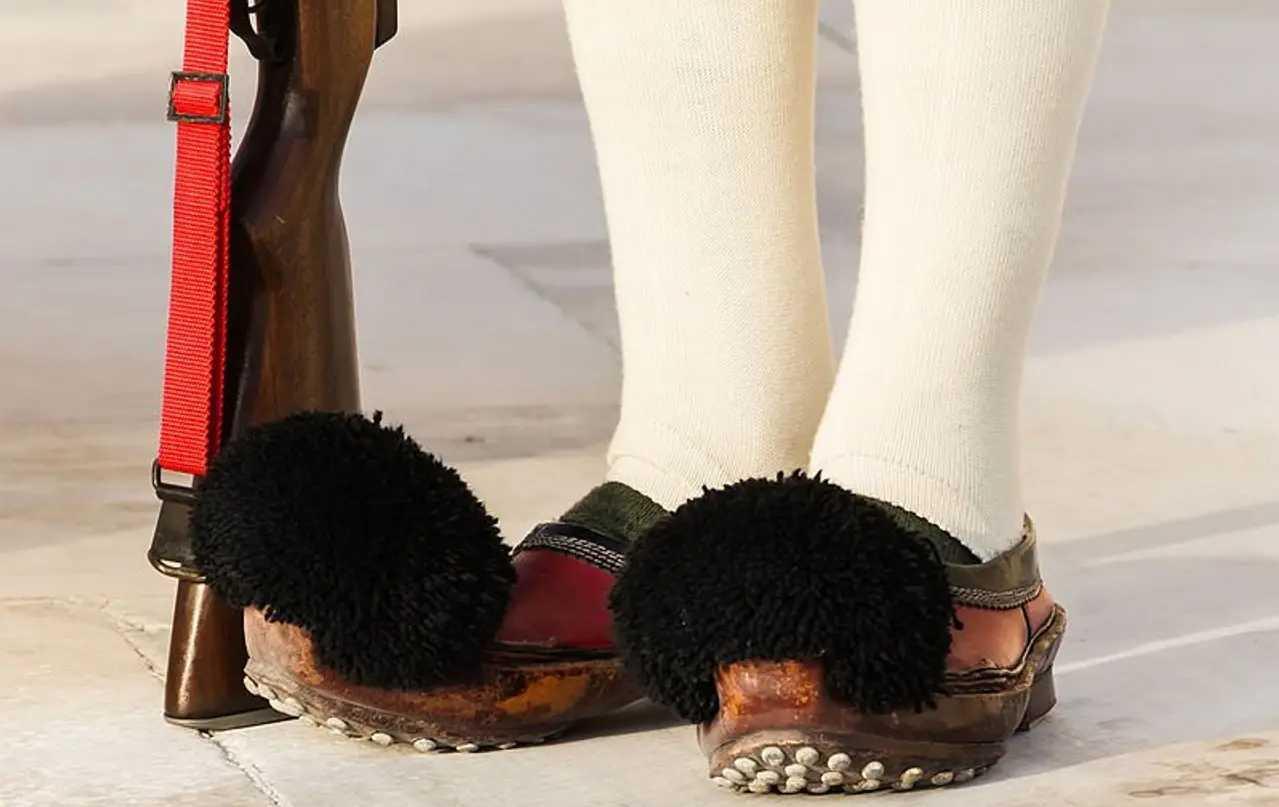 Efzone pied
