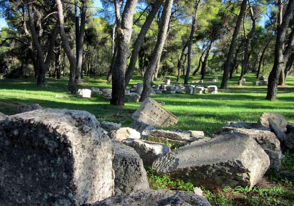 Epidaure site
