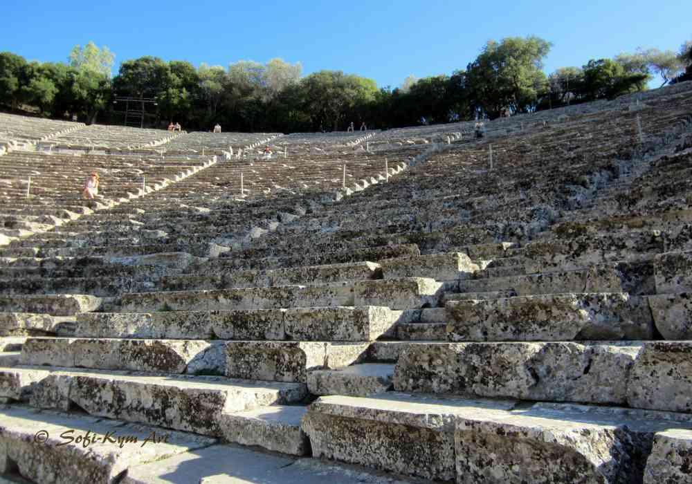 Théâtre antique d'Epidaure