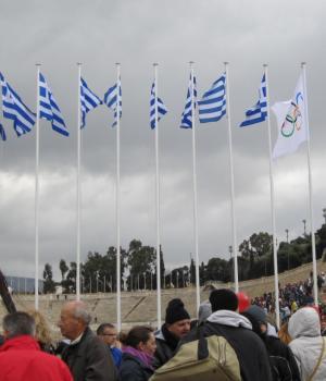 Marathon Athènes 2011