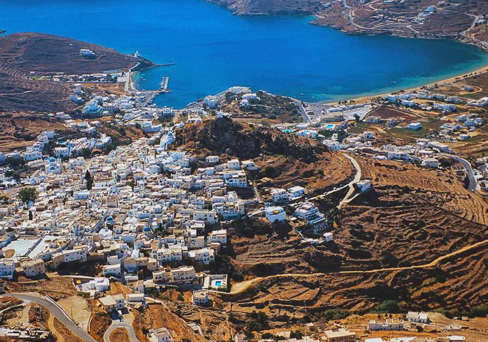 Guide En Français De Ios Pour Des Vacances En Grèce Parfaite
