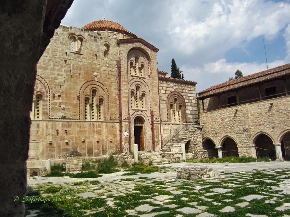 Monastère de Dafni