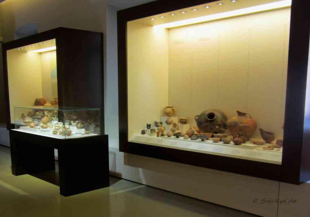 Nauplie musee archeologique