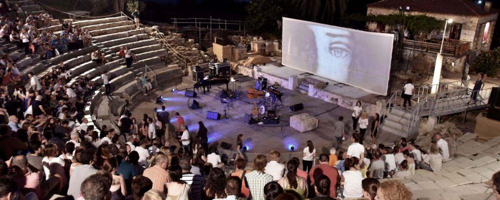 Petit theatre epidaure festival