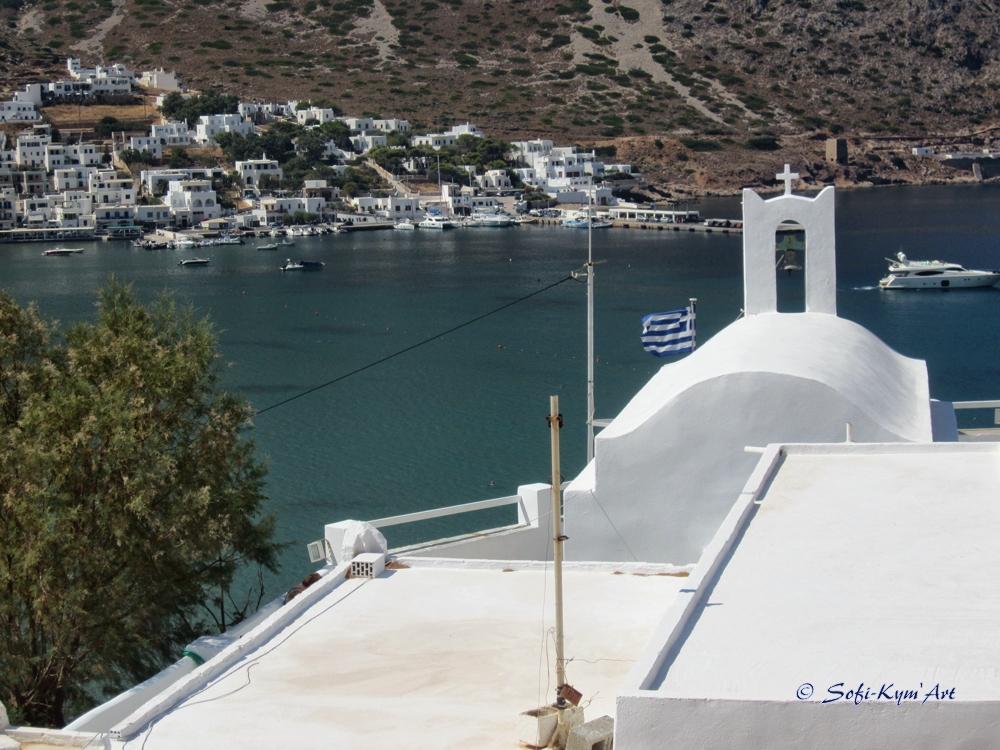 Sifnos-Port Kamares