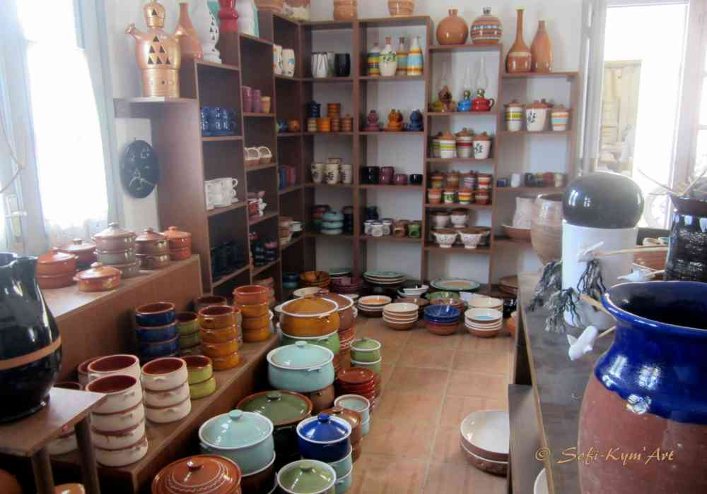 Poterie tradition - Sifnos