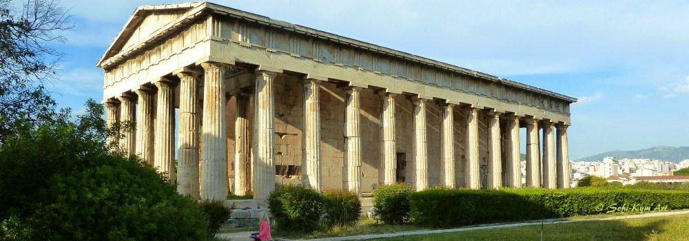 Temple d hephaistos p1040535 bande 1