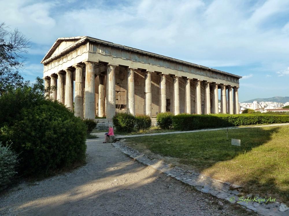 Temple de Héphaïstos