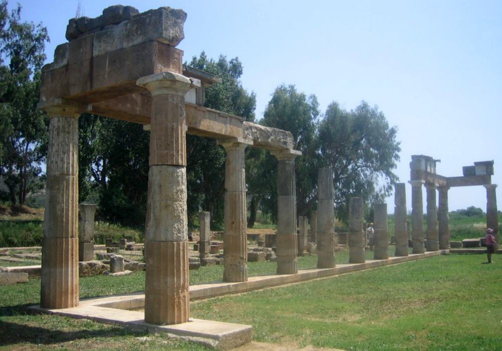 Temple d'Artémis à Vravrona - Attique - Grèce