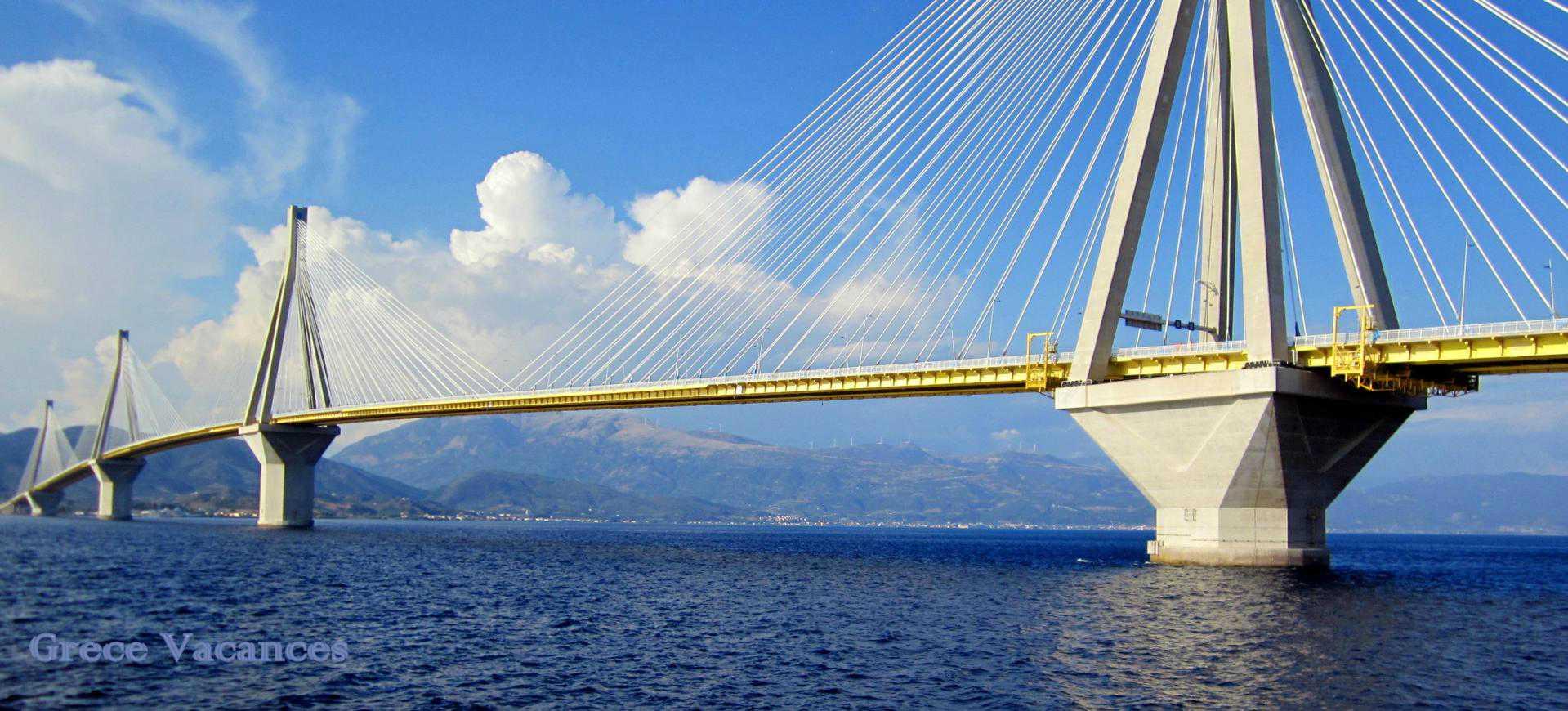 Autotour sur les routes de Grèce